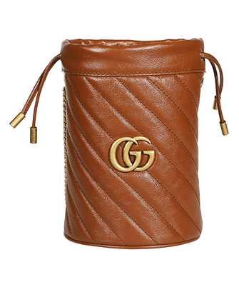 Gucci 575163 0OLFT MINI GG MARMONT Bag