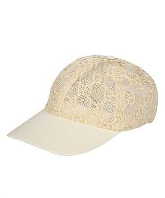 Gucci 579155 3HH87 GG EMBROIDERED Cap