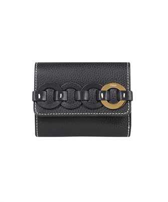Chloé CHC21UP117E04 SMALL DARRYL TRI-FOLD Wallet