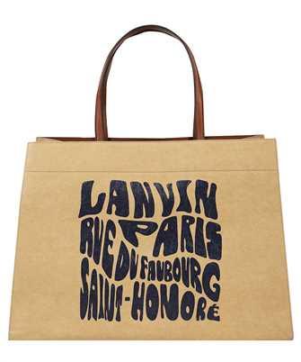 Lanvin LW BGTK02 KRJI A21 KRAFT TOTE Bag