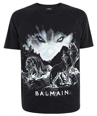 Balmain UH11252I307 T-shirt