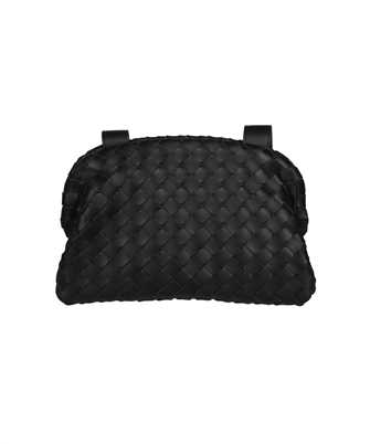 Bottega Veneta 659104 V0E51 REMOVABLE SUEDE POUCH WITH ZIP Bag