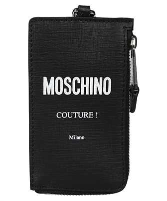 Moschino 8111 8210 LOGO Card holder