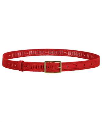 Fendi 8C0642 AFGC CROCHET Belt