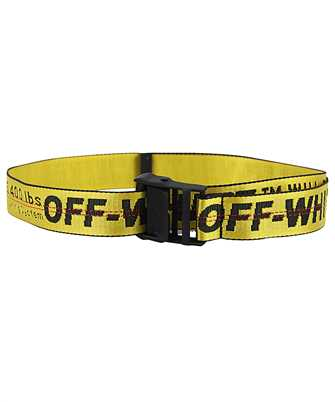 Off-White OMRB021R21FAB001 CLASSIC INDUSTRIAL Belt