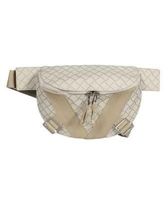 Bottega Veneta 652551 V0GK1 V-SHAPED RIBBON MOTIF Belt bag