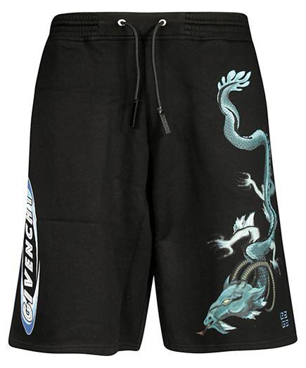 Givenchy BM5 06Q3 06C Shorts