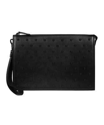 Versace DP87631 DVTMED MEDUSA STUD LEATHER Document case
