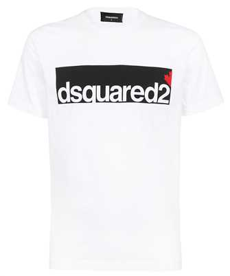 Dsquared2 S71GD1062 S23009 D2 TAG COOL T-shirt