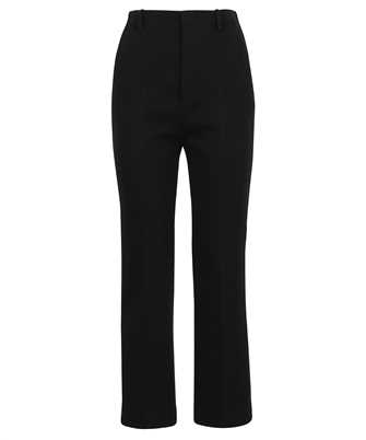 Saint Laurent 659796 Y288V CROPPED FLARED JERSEY Trousers