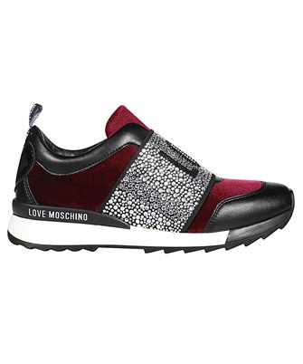LOVE MOSCHINO JA15332G0BJOV ELASTIC BAND Sneakers