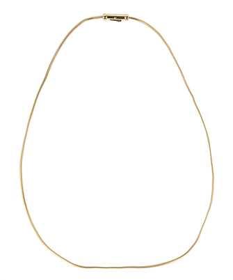 Tom Wood N01016BA1S925 9K 17 BOA Necklace