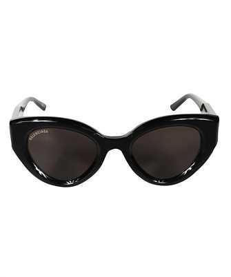 Balenciaga 609365 T0001 MACRO CAT Sunglasses