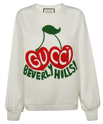 Gucci 631695 XJCRT BEVERLY HILLS Sweatshirt
