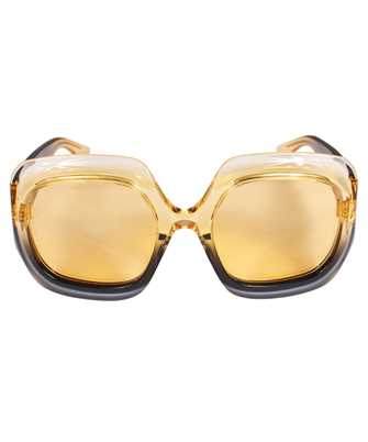 Gucci 663783 J0740 SQUARED-FRAME Sunglasses