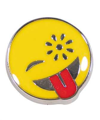 Lanvin AW-SIPZ05-PINS-E20 SMILE Brooch