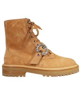 Jimmy Choo CORA FLAT/CRYSTAL UCB Boots