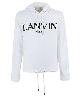 Lanvin RM JE0071 JR19 H20 PRINTED Hoodie