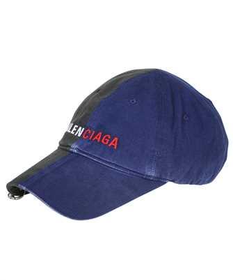 Balenciaga 656455 410B2 50/50 Cap