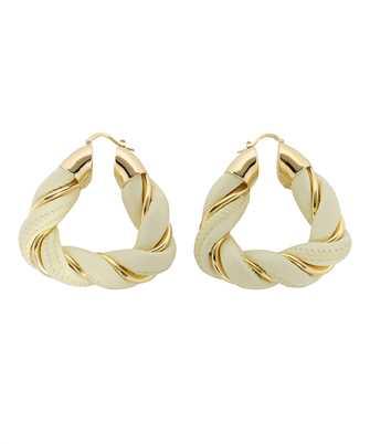 Bottega Veneta 657438 VAHUA HOOP Earrings