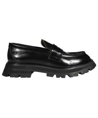 Alexander McQueen 666328 WHZ80 WANDER Loafers