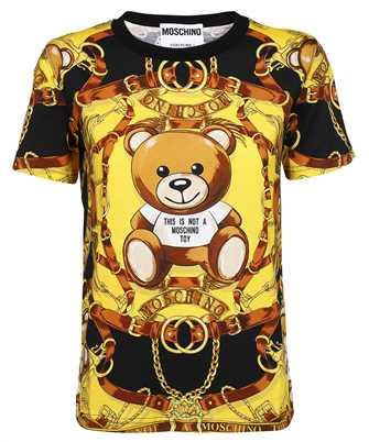 Moschino J 0703 5540 TEDDY SCARF JERSEY T-shirt