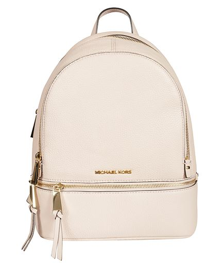 Michael Kors 30S5GEZB1L RHEA MEDIUM LEATHER Backpack