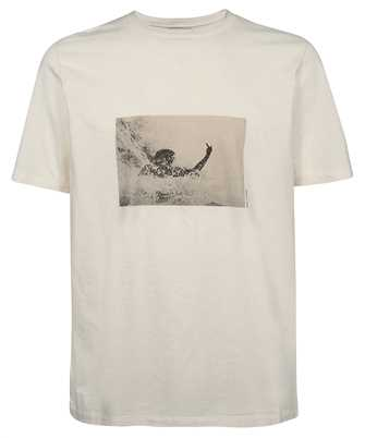 Saint Laurent 650535 Y36AF SURFER T-shirt