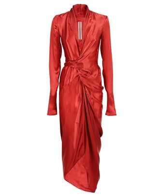 Rick Owens RP02A7542 O WRAP Dress