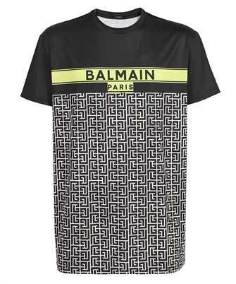 Balmain VH0EH000G054 OVERSIZED PRINTED T-shirt