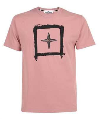 Stone Island 2NS81 STENCIL TWO T-shirt