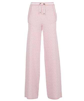 Balmain WF1OB015K256 MONOGRAM JACQUARD Trousers