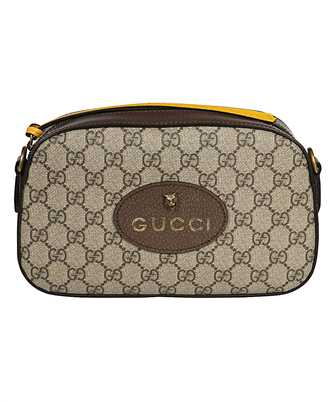 Gucci 476466 K9GVT NEO VINTAGE GG SUPREME MESSENGER Bag