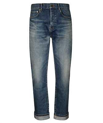 Saint Laurent 584475 YA507 STRAIGHT Jeans