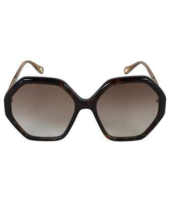 Chloé CH0008S 004 OVAL FRAME Slnečné okuliare