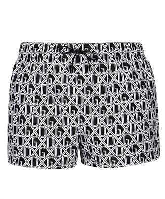 Dolce & Gabbana M4A06T-HSMH6 DG NET Swimsuit
