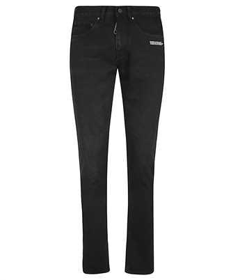 Off-White OMYA011F20DEN006 SLIM Jeans