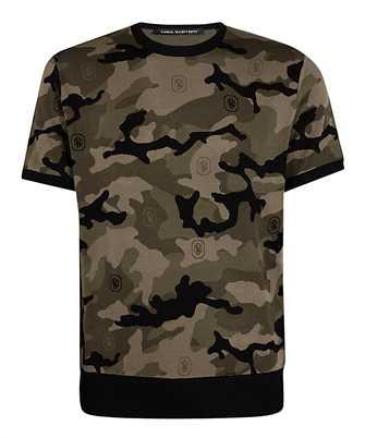 Neil Barrett PBMA1111J P608C CAMO T-shirt
