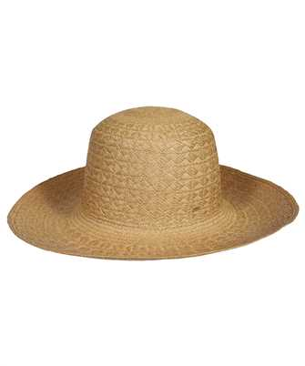 Saint Laurent 652568 3YG81 STRAW MAUI Hat