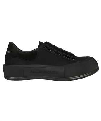 Alexander McQueen 654593 W4PQ1 DECK LACE UP PLIMSOLL Sneakers
