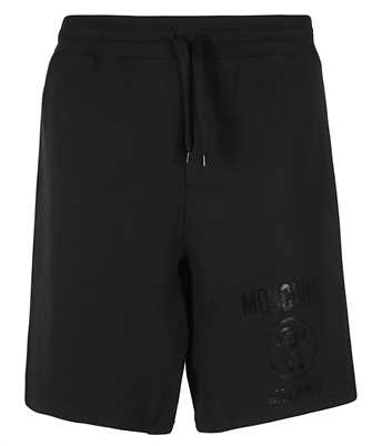 Moschino A0347 2027 DOUBLE QUESTION MARK Shorts