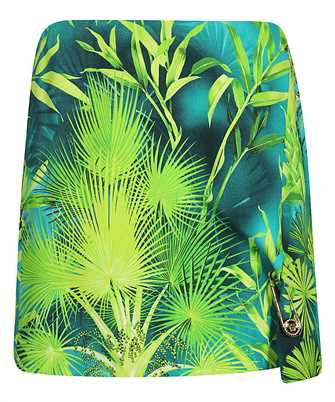 Versace A83920 A234694 JUNGLE PRINT Skirt