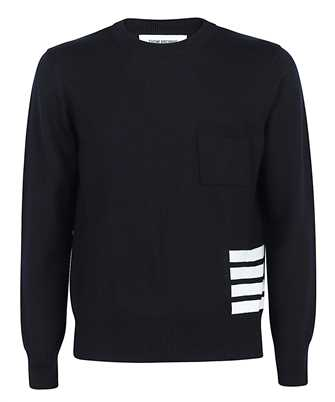 Thom Browne MKA355A Y1002 RELAXED FIT Sweatshirt
