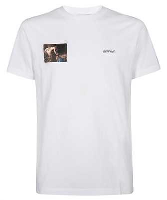 Off-White OMAA027E20JER009 CARAVAGGIO ANGEL T-shirt