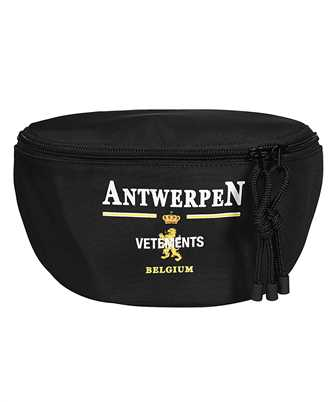 Vetements UE51BA300B ANTWERP LOGO Belt bag