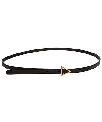Bottega Veneta 619759 VMAU1 TRIANGULAR BUCKLE Belt