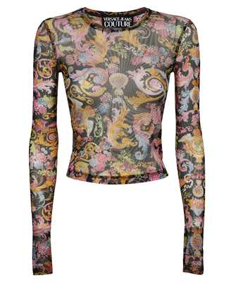 Versace Jeans Couture B2HWA706 S0094 PRINT VERSAILLES T-shirt