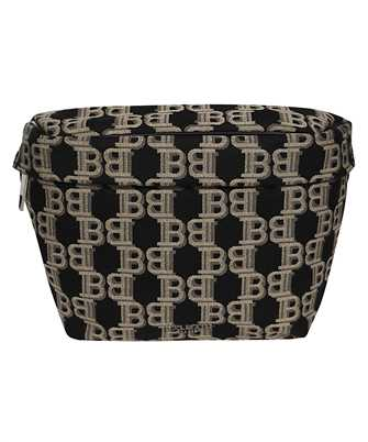Balmain TM1S085TJBV JACQUARD MONOGRAM Belt bag
