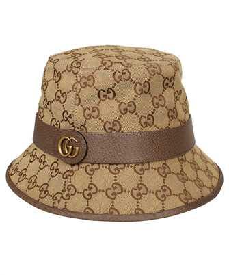 Gucci 576587-4HG62 GG CANVAS BUCKET Hat