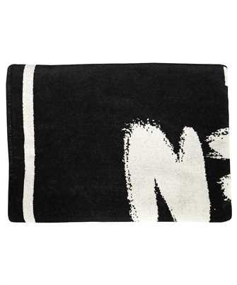 Alexander McQueen 660594 4106Q GRAFFITI Beach towel